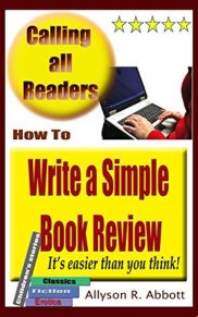 How to write a simple review